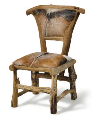 Goat - Dining Chair Rustic 2